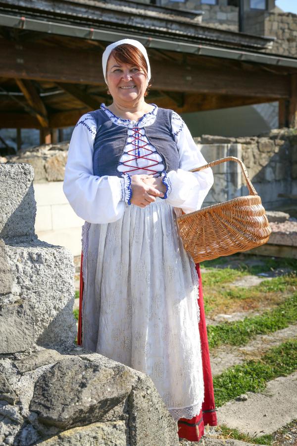 Veronka, a szomolyai sütőasszony
