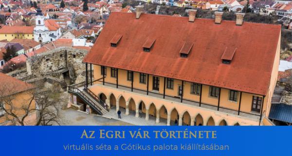 Az egri vár története