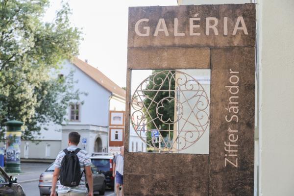 Megnyílt a Ziffer Sándor Galéria