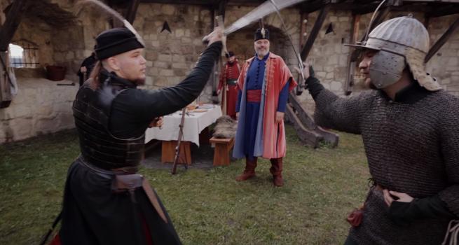 Az Egri vár vitéz hadnagyai-kisfilm
